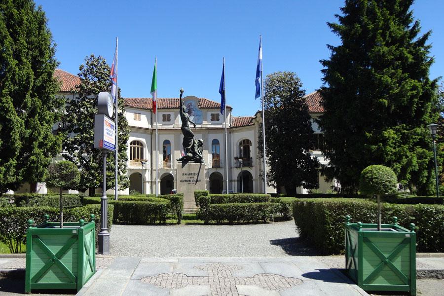 Scheda del comune - Comune di San Maurizio Canavese